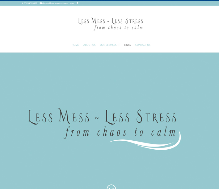 Less Mess Less Stress