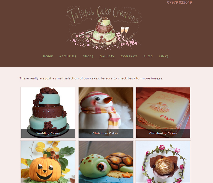 Talitha's Cake Creations