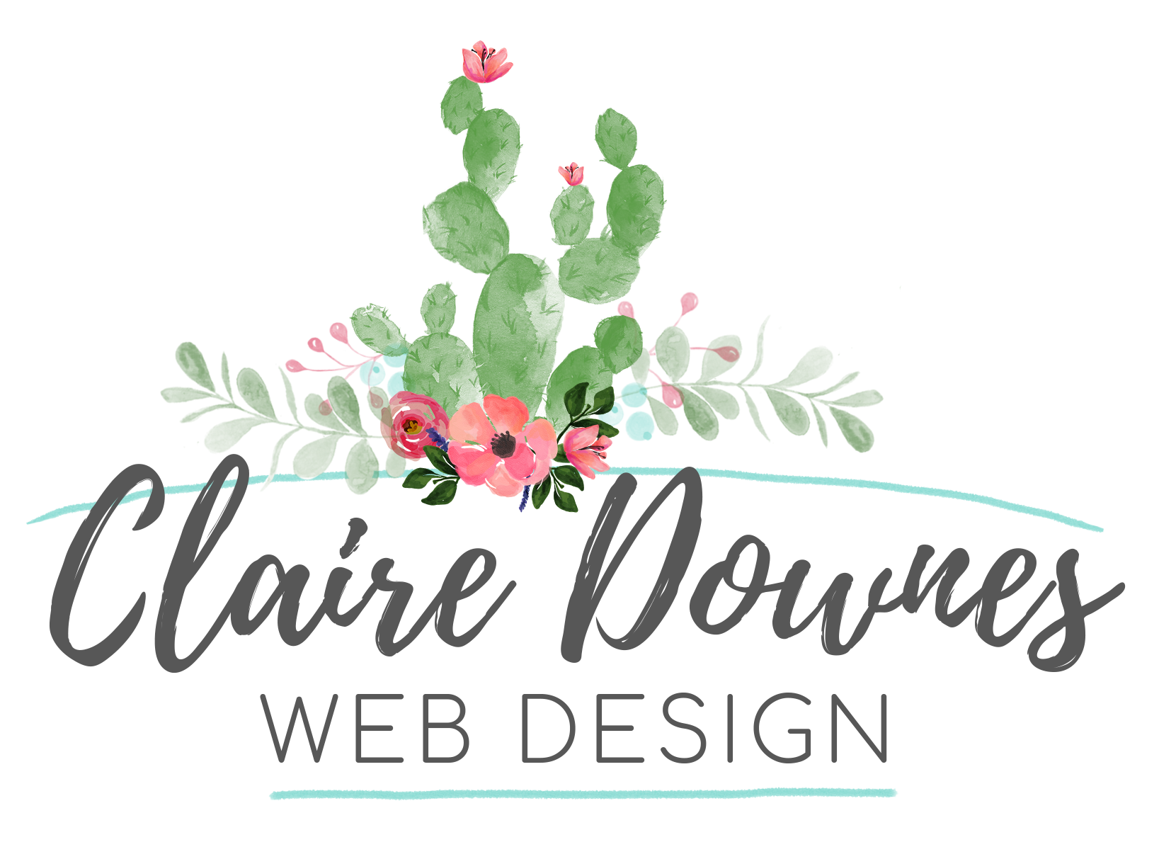 Claire Downes Web Design